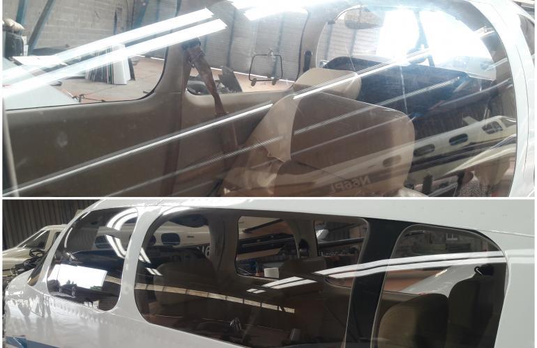 Correction des surfaces vitrées